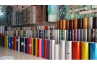 Nơi bán giấy decal cuộn dán tường uy tín, giá rẻ