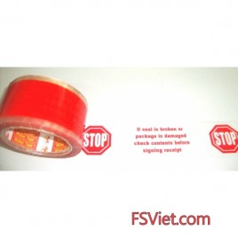 Băng dính cảnh báo các loại giá tốt tại FSVIET