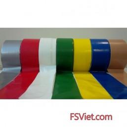 Băng dính vải màu