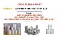Công ty bán giấy in nhiệt tại Hà Nội, TpHCM & toàn quốc