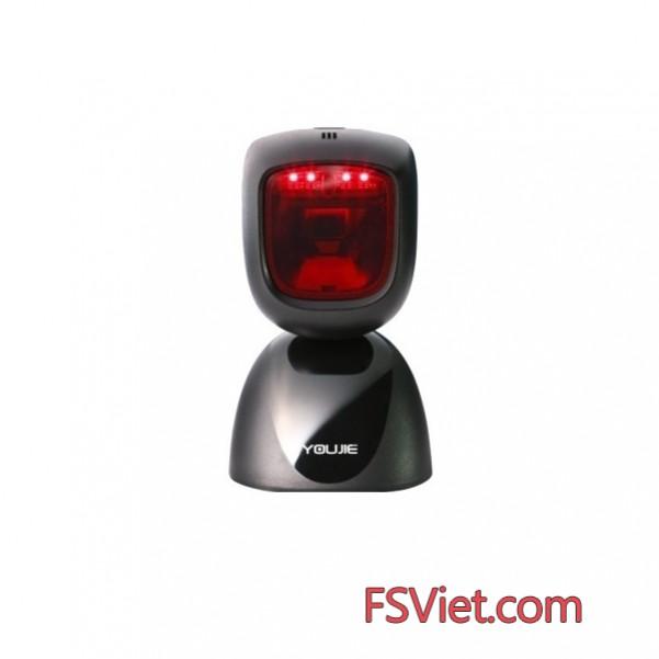 Đầu đọc mã vạch HoneyWell HF600 tăng cường khả năng quét mã vạch điện tử & 2D