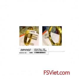 Decal tem vàng bạc - Decal tem kính