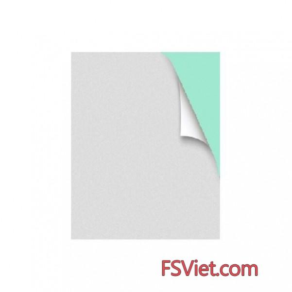 Giấy decal A4 đế xanh - Đơn vị cung cấp Giấy in decal đế xanh khổ A4 chất lượng giá tốt
