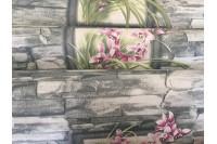 Giấy decal cuộn hoa hồng màu xám có công dụng, ưu điểm gì?