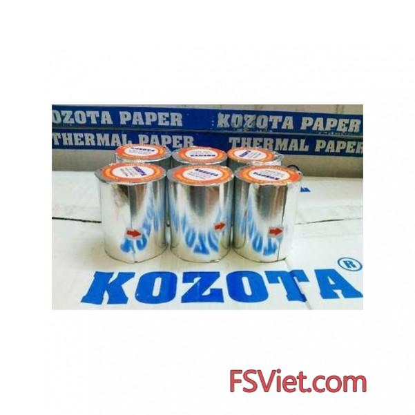 Giấy in nhiệt Kozota Japan chính hãng chất lượng cao giá ưu đãi nhất