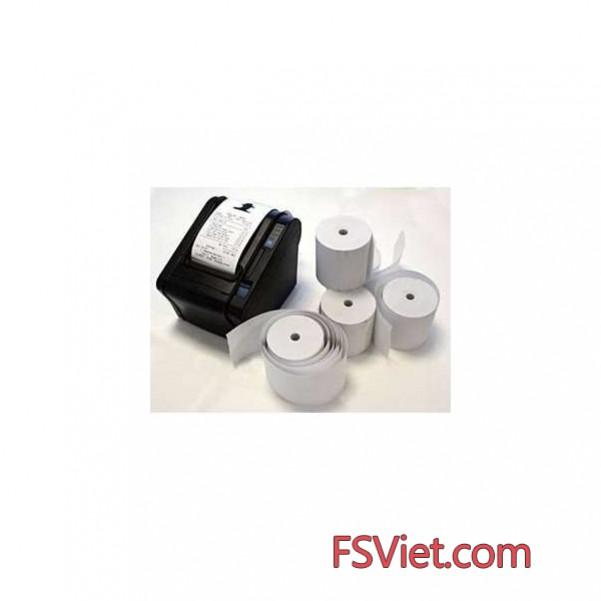Giấy in hóa đơn bán hàng chất lượng cao - Lựa chọn giấy in bill bán hàng cho máy in