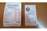 Vì sao nên mua giấy in hóa đơn bán lẻ cho nhà hàng tại FsViet?