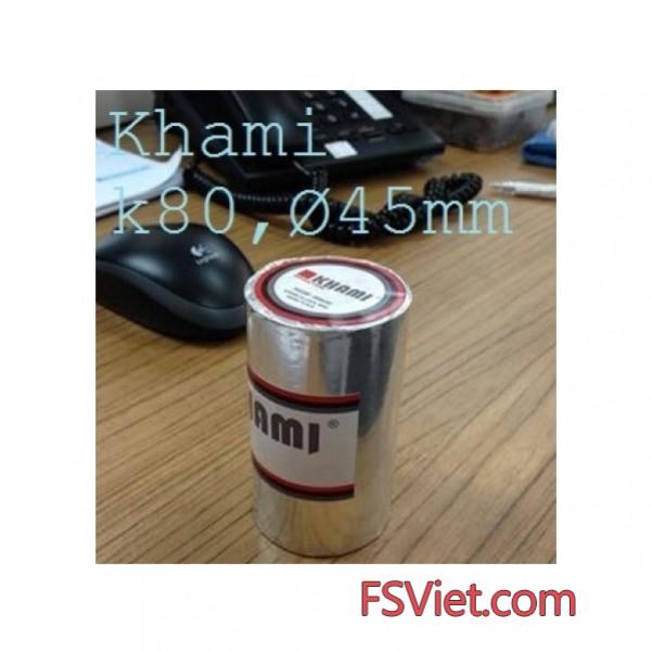 Giấy in nhiệt Khami K80 - Giấy in hóa đơn K80 Khami chính hãng sẵn số lượng lớn