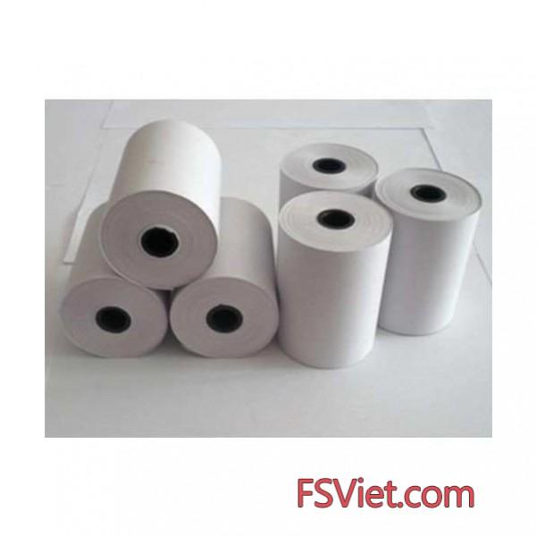 Giấy in nhiệt k57 Hà Nội chất lượng cao nguyên liệu nhập khẩu giá tốt nhất toàn quốc