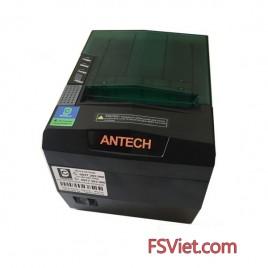 Máy in hóa đơn Antech PRP 085USE tích hợp kết nối 3 thiết bị