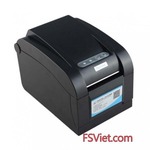 Máy in mã vạch Xprinter XP 350B chính hãng sự lựa chọn hàng đầu