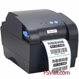 Máy in mã vạch Xprinter XP 365B