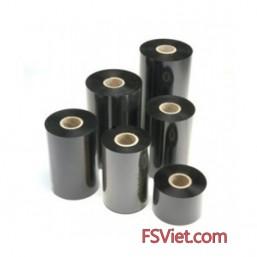 Mực in mã vạch CAS Hàn Quốc Wax CCR30 (wax/resin) độ chống chịu với môi trường cao