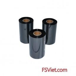 Mực in mã vạch Fujicopian Wax Resin FTX 200 có tính linh hoạt cao