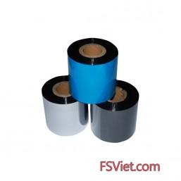 Mực in mã vạch Wax/Resin NWR150 plus đều mực, chất lượng cao