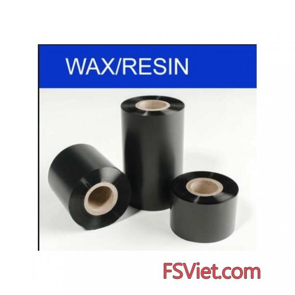 Mực wax/resin - Mực in mã vạch Wax Resin chất lượng cao sẵn hãng