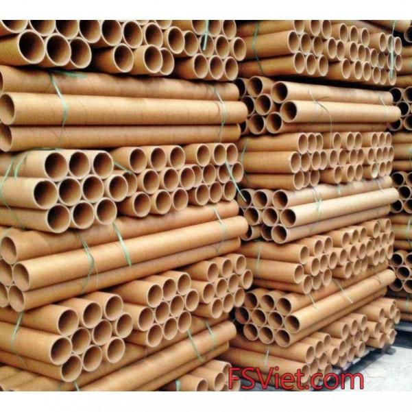 Ống giấy dùng trong ngành sản xuất tôn giá tốt nhất trên thị trường