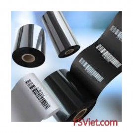 Ribbon in mã vạch Dynic Wax Resin LA3