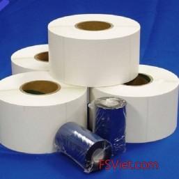 Ribbon in mã vạch Kurz TTR K703 chất lượng cao