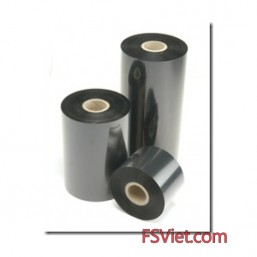 Ribbon in mã vạch Resin 110mm x 300m uy tín giá rẻ
