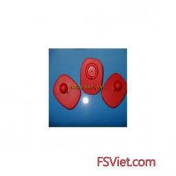 Tem từ cứng NP002 đỏ
