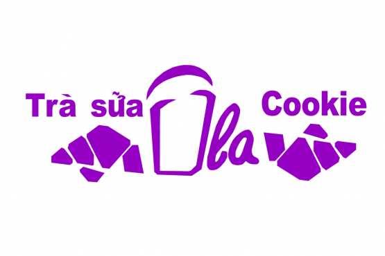 logo trà sữa nhà làm