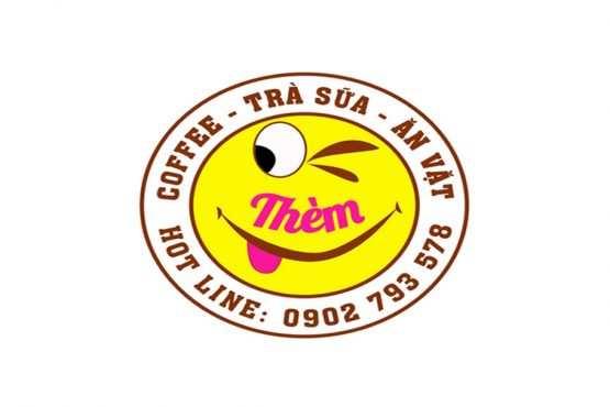 logo trà sữa dễ thương