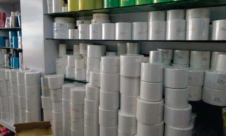 Giấy Decal cuộn in mã vạch giá tốt-Giấy cuộn in mã vạch chất lượng cao tại FSVIET