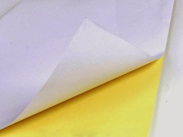 Giấy Decal A4 đế vàng - Giấy decal a4 đế vàng hà nội - TP HCM giá tốt nhất chất lượng cao