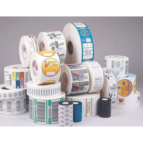 Giấy Decal PVC dạng cuộn và tờ đa dạng kiểu dáng kích thước
