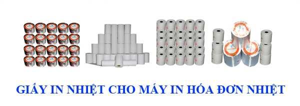 Giấy in nhiệt k80 Hà Nội - TP Hồ Chí Minh chất lượng cao nguyên liệu nhập khẩu