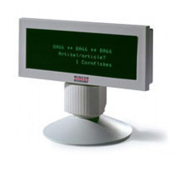 Màn hình hiển thị giá Wincor Nixdorf BA66 ( customer display) giá rẻ