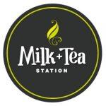 mẫu decal dán ly trà sữa
