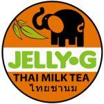 mẫu in tem trà sữa thái