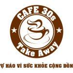 mẫu tem decal cafe