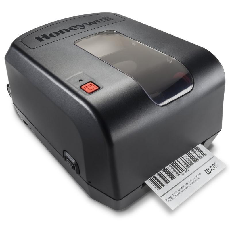 Máy in mã vạch HoneyWell PC42t an toàn với người sử dụng