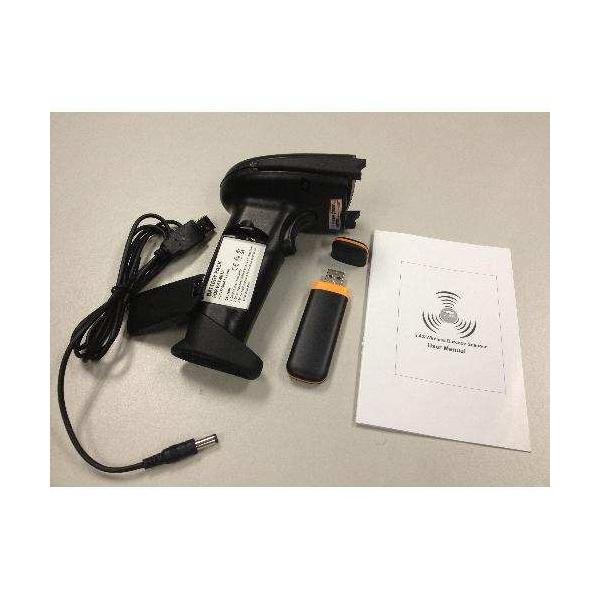 Máy đọc mã vạch không dây Antech AS2400 chính hãng bảo hành 24 tháng