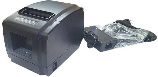 Máy in hóa đơn Antech A200 chính hãng đầu in siêu bền