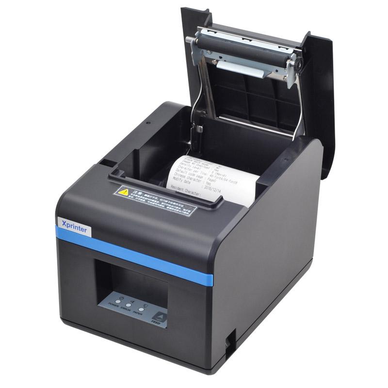 Máy in hoá đơn Xprinter N160 tuổi thọ đầu in cao