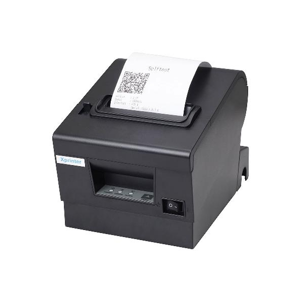Máy in hóa đơn Xprinter XP D600 chính hãng dòng máy in nhiệt cao cấp