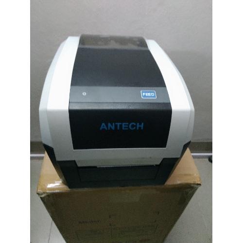 Máy in mã vạch Antech model BTP 3310E cao cấp 300dpi