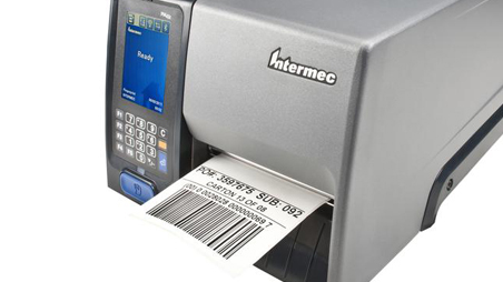 Máy in mã vạch Intermec PM23C có thiết kế đa nhiệm