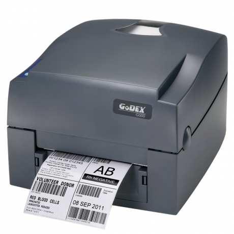 Ngắm nhìn vẻ đẹp của máy in mã vạch godex G500