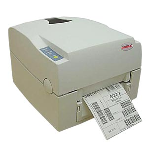 Máy in mã vạch Godex EZ1100 Plus thiết kế trang nhã, gọn nhẹ