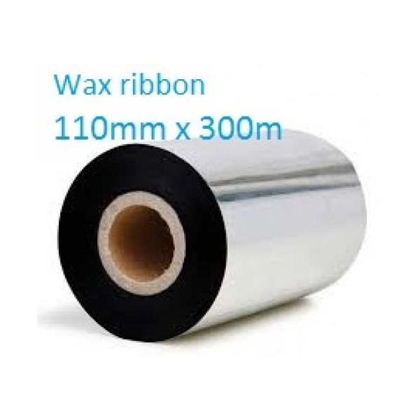 Mực in mã vạch wax 110mm x 300m giá tốt cam kết chất lượng