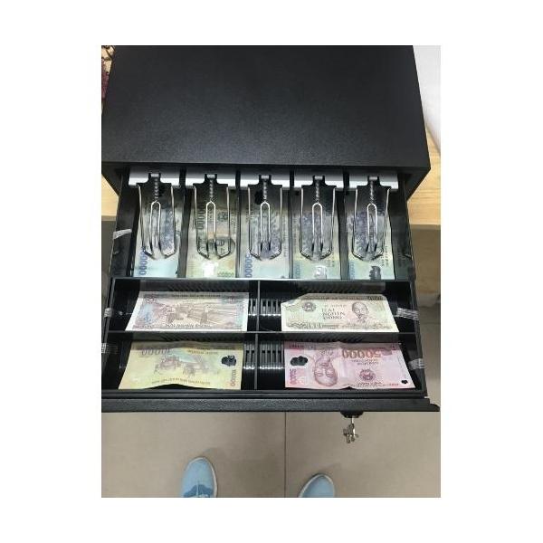 Ngăn kéo đựng tiền Antech C410 giá rẻ