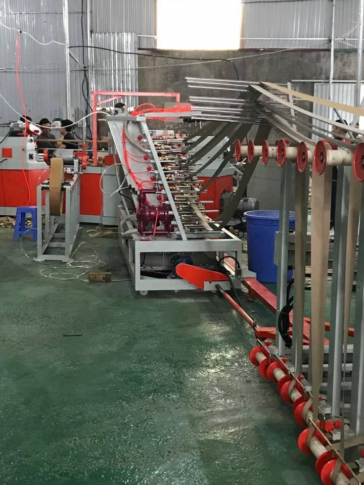 dây chuyền sản xuất ống giấy lõi giấy chất lượng cao